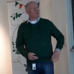 Owe Jarlö berättar om projekt Falcon