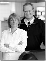 Kerstin och Claes Jürss